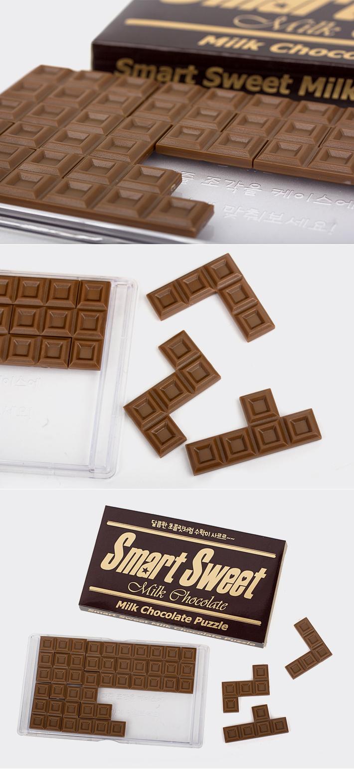 초콜릿퍼즐